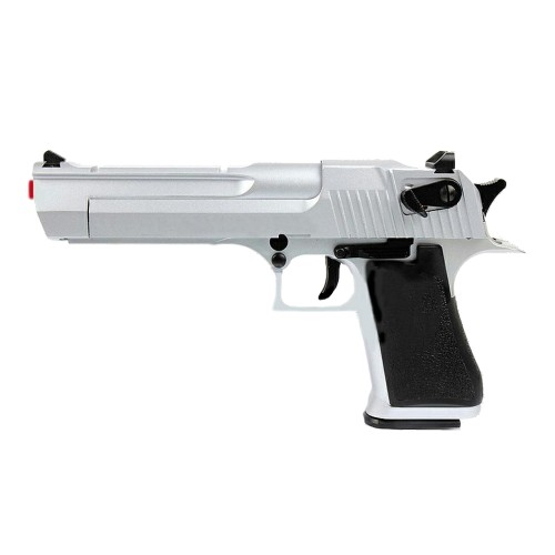 KWC CO2 BLOWBACK PISTOL SILVER (KW-51S)