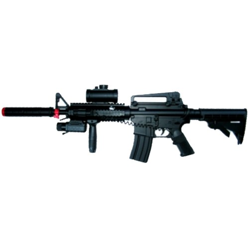 DOUBLE EAGLE ELECTRIC RIFLE M4 (M83A2)