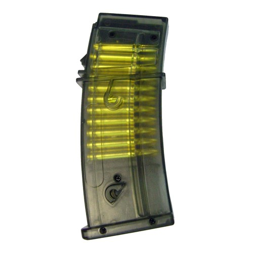 LOW-CAP 30 ROUNDS MAGAZINE FOR M85 ELECTRIC RIFLES (CARM85)