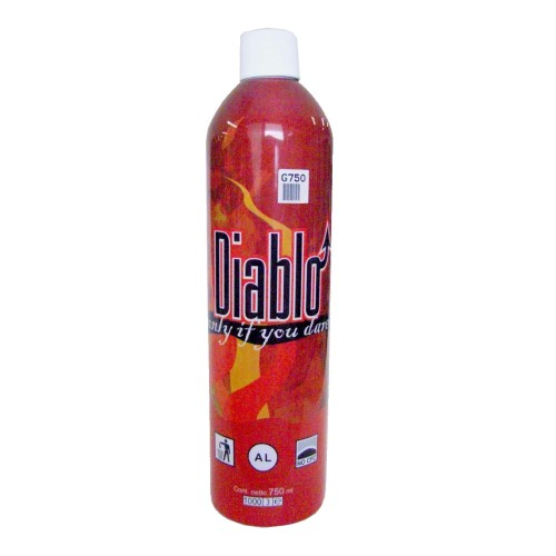 PROPANE GAS DIABLO 750ML (G750)