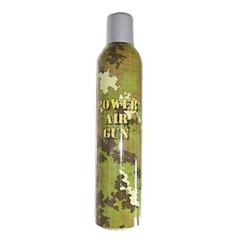 SUPER GREEN GAS 600ML (G550)