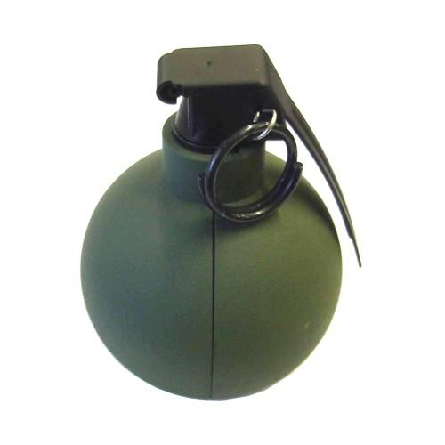 GAS HAND GRANADE GREEN (SY848G)