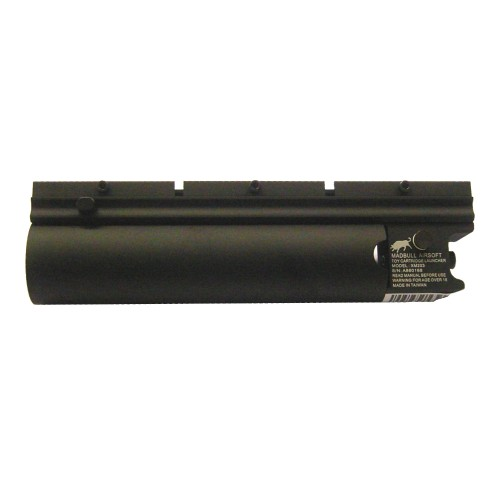 MADBULL GRENADE LAUNCHER XM203-L BLACK (BU-XM-203-L-BK)