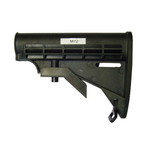 D BOYS RETRACTABLE STOCK FOR M4 BLACK (M72)