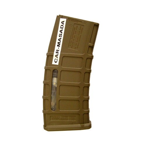 ROYAL 300 ROUNDS HI-CAP MAGAZINE FOR MASADA TAN (CAR MASADA T)