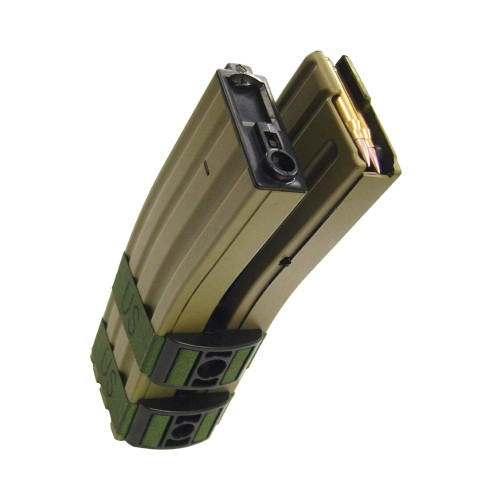 ROYAL ELECTRIC MAGAZINE 1300 ROUNDS FOR M4 TAN (M106T)