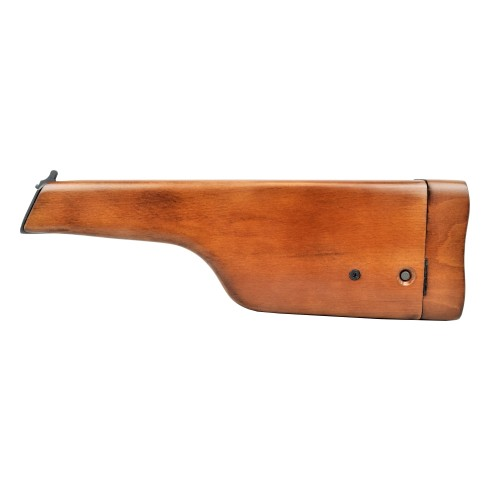 HFC WOOD STOCK FOR HG 196 GAS PISTOL (H640)
