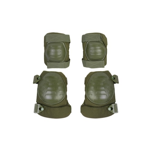 EMERSONGEAR KNEE PADS AND ELBOW PROTECTIONS SET OLIVE DRAB (EM7065A)
