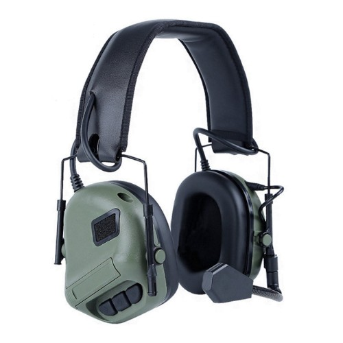 WOSPORT COMMUNICATION HEADSET OLIVE DRAB (WO-HD08V)