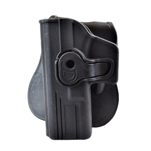 WOSPORT QUICK PULL HOLSTER FOR LEFT-HANDED GLOCK SERIES BLACK (WO-GB42LB)