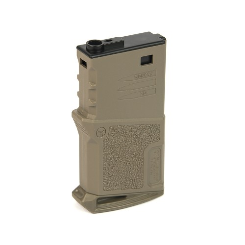AMOEBA LOW-CAP 120 ROUNDS MAGAZINE FOR M4 DARK EARTH (AR-CARAM120T)