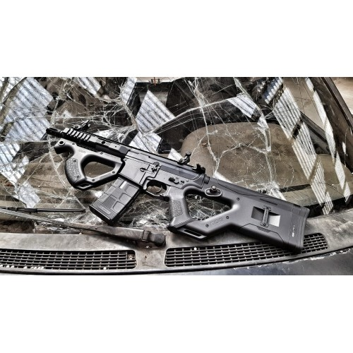 ICS ELECTRIC RIFLE HERA ARMS CQR BLACK (IC-390B)
