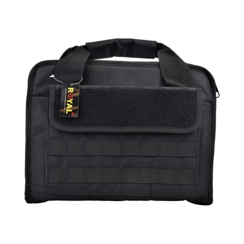 ROYAL HAND GUN BAG BLACK (RP-9051-B)