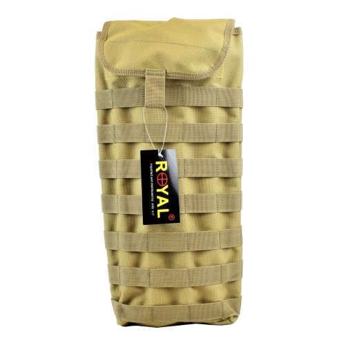 ROYAL HYDRATATION PACK POUCH TAN (RP-6551-T)