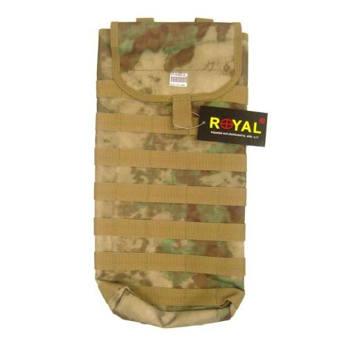 ROYAL HYDRATATION PACK POUCH A-TACS GREEN (RP-6551-AV)