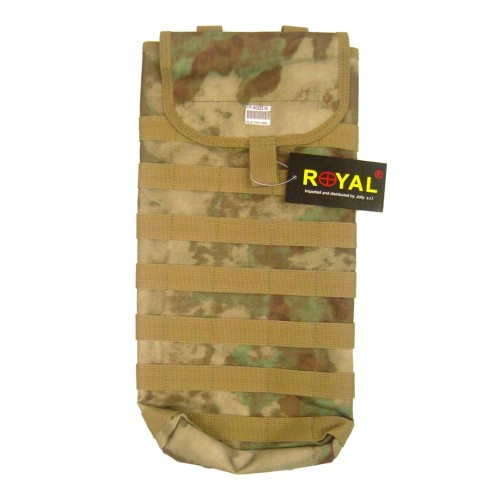 ROYAL HYDRATATION PACK POUCH A-TACS GREEN (RP-6551-AV)