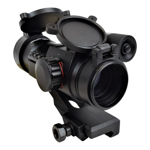 JS-TACTICAL RED DOT WITH RED LASER (JS-HD30D6)