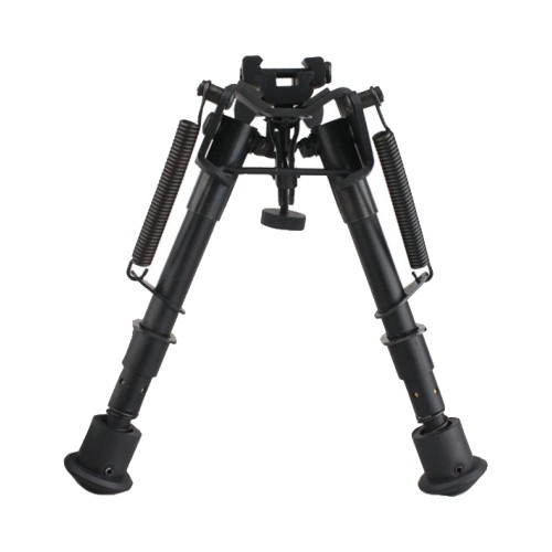 BIG DRAGON FOLDABLE AND EXTENSIBLE BIPOD 6-9 INCHES (BD-0796)