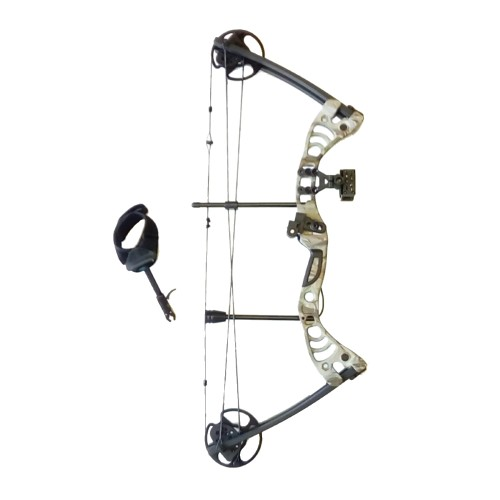 MAN KUNG COMPOUND BOW AURORA 55 LBS GOD CAMO (MK-CB50GC)