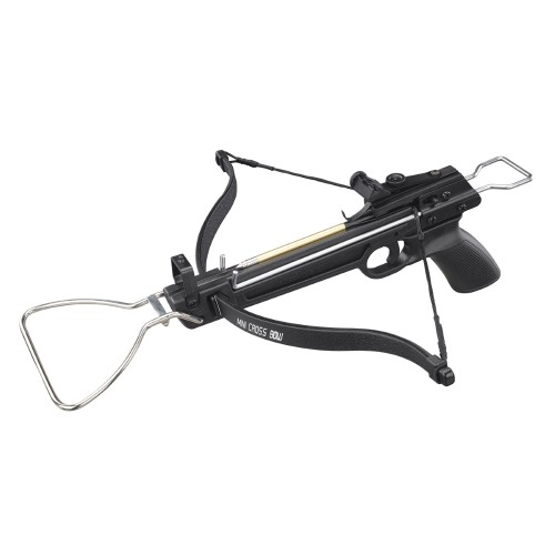 MAN KUNG RECURVE PISTOL CROSSBOW 80 LBS (MK 80A1)