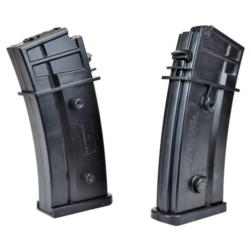 DBOYS 2X HI-CAP 400 ROUNDS MAGAZINE SET FOR G36 SERIES (CAR4781)