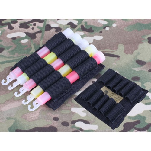 EMERSONGEAR MILITARY LIGHT STICK POUCH BLACK (EM6033A)
