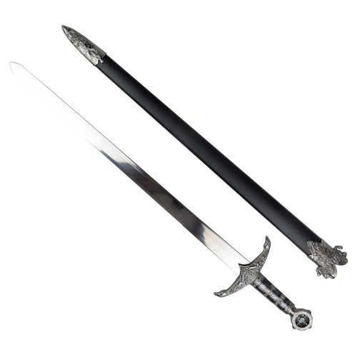 ORNAMENTAL MIDDLE AGES SWORD (ZS3271)