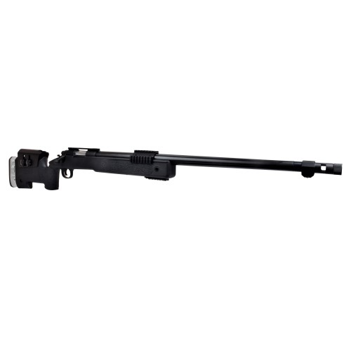 WELL SNIPER BOLT ACTION RIFLE BLACK (MB17B)