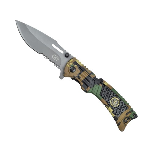 SCK SPRING ASSISTED POCKET KNIFE (CW-K705)