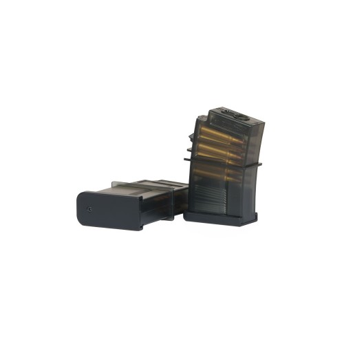 ARES CARICATORE MONOFILARE 58 COLPI PER SERIE G36 (AR-MAG037)