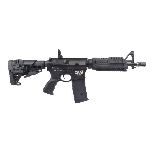 "CAA ELECTRIC RIFLE M4 SHORTY 10.5"" BLACK (CD-02B)"