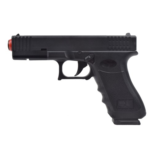 GEISLER DEFENCE PEPPER GUN BLACK (GD-105)