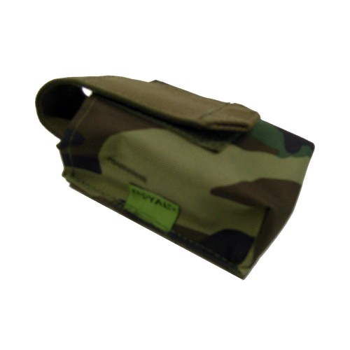 ROYAL GRENADE/RADIO POUCH WOODLAND (RP-6563-WOOD)