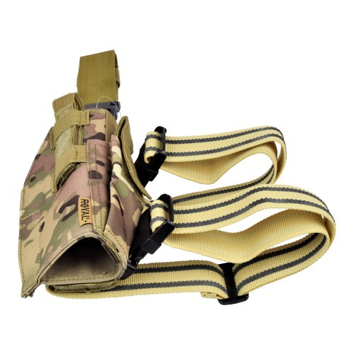ROYAL UNIVERSAL THIGH HOLSTER MULTICAM (RP-9603-MUL)