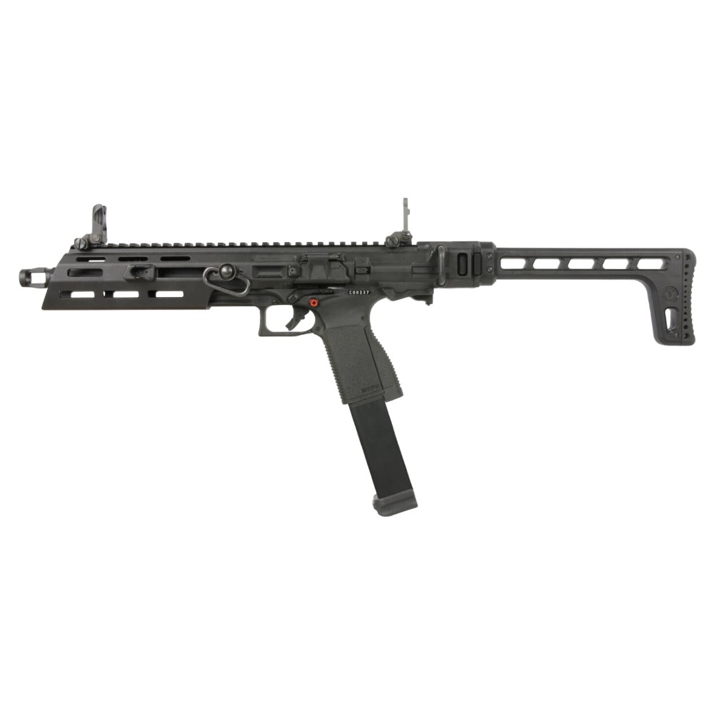 G&G SMC9 CARBINE CONVERSION KIT AND GTP9 PISTOL BLACK (GG-SMC9)