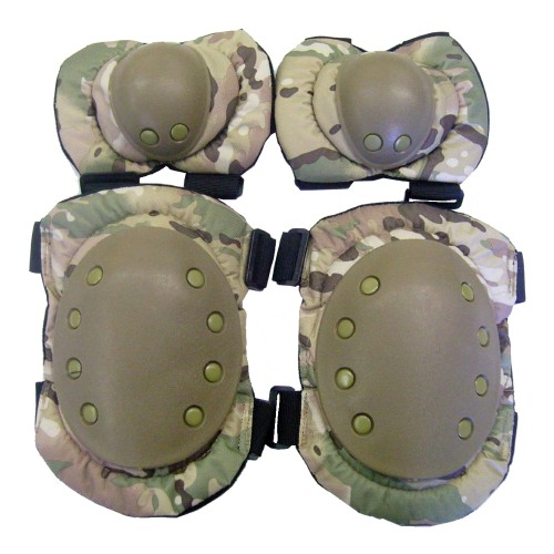 ROYAL KNEE PADS AND ELBOW PADS MULTICAM (G1 MULT)