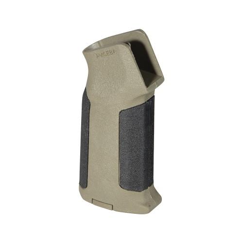 AMOEBA GRIP HG006 DARK EARTH/BLACK (AR-GRIP06X)