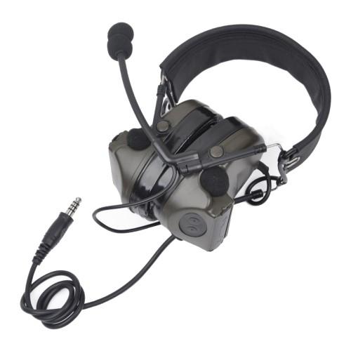 Z-TAC HEADSET COMTAC II FOLIAGE GREEN (EL-Z044FG)
