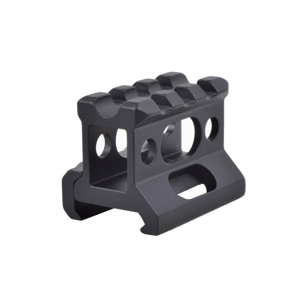 "JS-TACTICAL 1"" RISER FOR STANDARD 20mm RAILS 3 SLOTS (JS-MOUNT-H)"