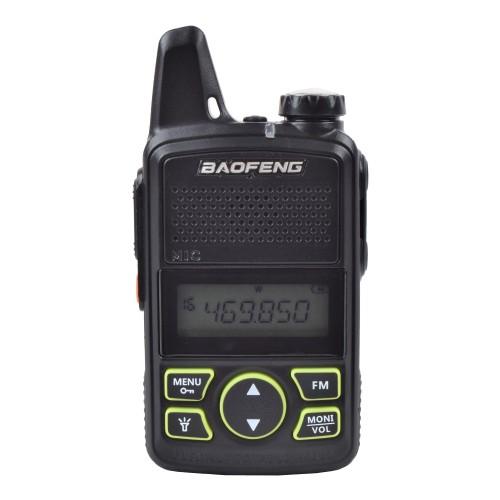 BAOFENG MINI FM/UHF RADIO (BF-T1)