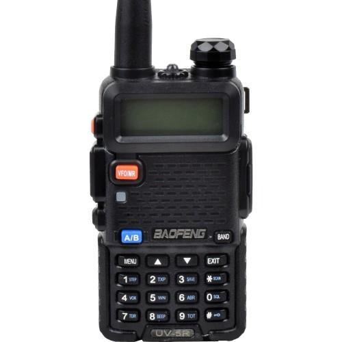 BAOFENG RICETRASMITTENTE DUAL BAND VHF/UHF FM (BF-UV5R)