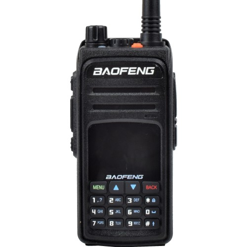 BAOFENG DUAL BAND DMR DIGITAL RADIO (BF-DM1702)