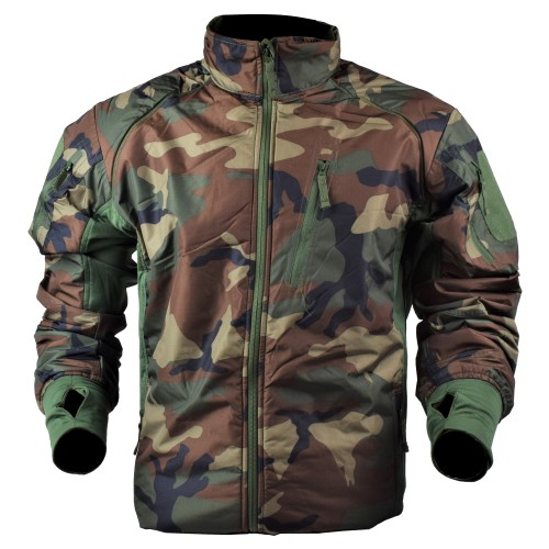 JS-TACTICAL URF JACKET WOODLAND MEDIUM SIZE (JS-JW-M)