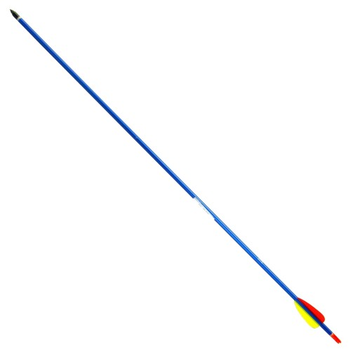 EK ARCHERY 30 INCHES ALUMINUM ARROW FOR BOW BLUE (D016)