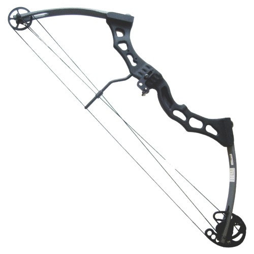 COMPOUND BOW 60-65LBS CARBON VERSION (CO 011CB)