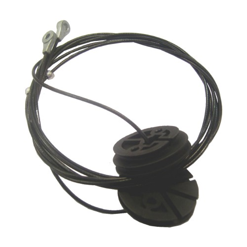 WHELLS AND CABLE KIT FOR CO 009 BOW (PL-09WEL)