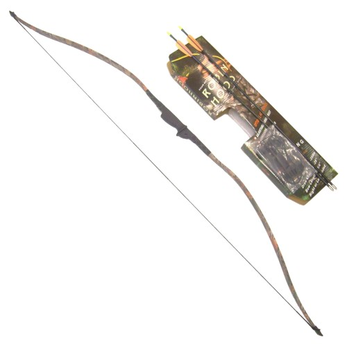 ROBIN HOOD RECURVE BOW FOR KIDS 30-35 LBS CAMO (PL-R018-TC)