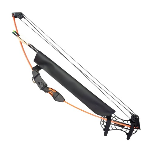 COMPOUND YOUTH BOW 10-15 LBS ORANGE (CO 017O)