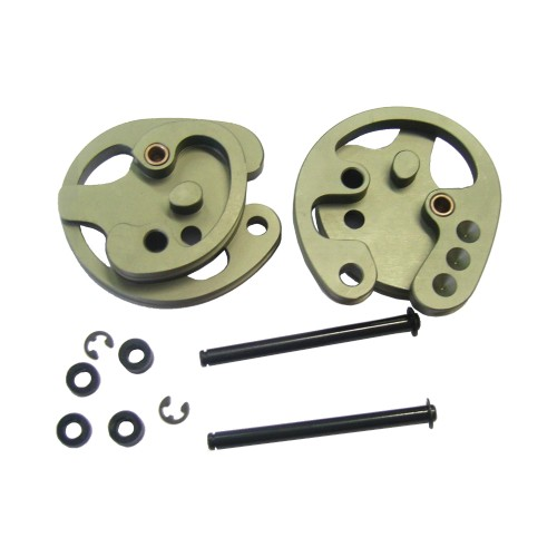 SPARE WHEELS SET FOR CR026 CROSSBOW (PL-26WEL)