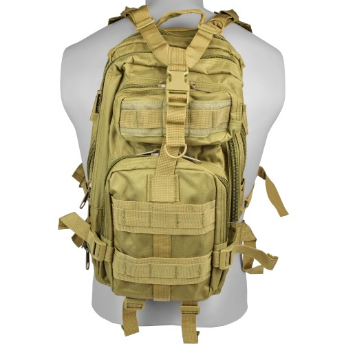 ROYAL TACTICAL BACKPACK 25 LITERS TAN (BK-504T)